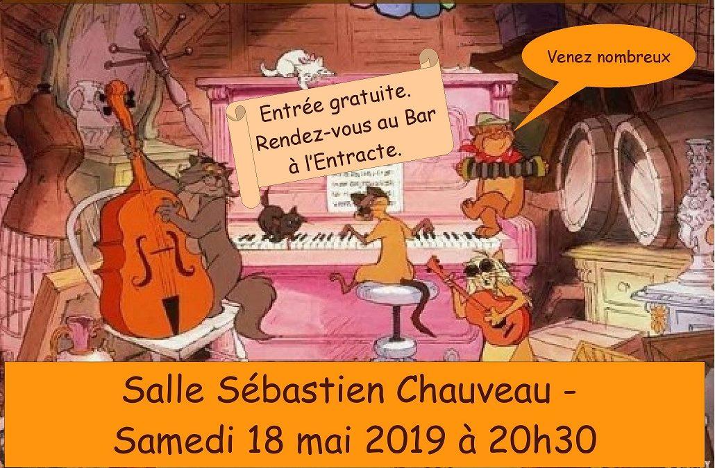 Concert des habitants de Blaison-Saint-Sulpice