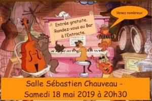 Concert des habitants de Blaison-Saint-Sulpice @ Salle Sébastien Chauveau à Blaison-Gohier | Blaison-Gohier | Pays de la Loire | France