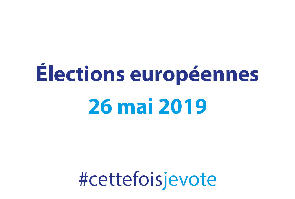 26 mai 2019 : Élections Européennes