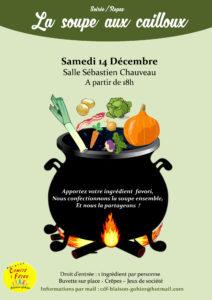"""Soirée """"Soupe aux cailloux"""" par le comité des fêtes de Blaison @ Salle Sébastien Chauveau   Blaison-Gohier   Pays de la Loire   France"""
