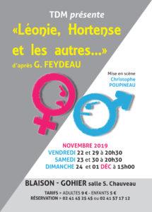 Représentations du TDM @ Salle Sébastien Chauveau