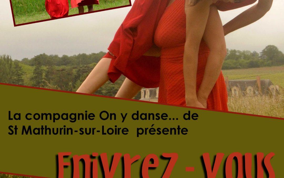 Danse contemporaine «Enivrez-vous» Dimanche 15 décembre à 16h