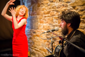 Albaricate, chansons pour les yeux et les oreilles @ Salle Sébastien Chauveau | Blaison-Saint-Sulpice | Pays de la Loire | France