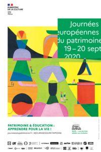 Journées Européennes du Patrimoine @ Eglise Saint Aubin | Blaison-Saint-Sulpice | Pays de la Loire | France