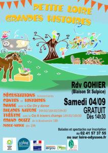 Petite Loire, grandes histoires #2 @ Lieu dit Gohier